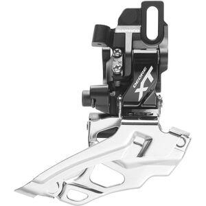 Shimano Deore XT FD-786 Umwerfer  2-fach dual pull schwarz bei fahrrad.de Online
