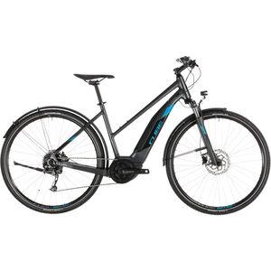 Cube Cross Hybrid ONE 500 Allroad Trapez Iridium'n'Blue bei fahrrad.de Online