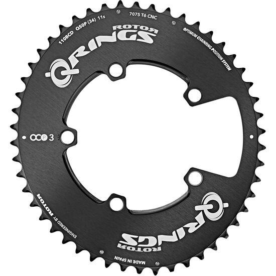 Rotor Q-Ring Road Aero OCP3 Kettenblatt 110mm außen bei fahrrad.de Online