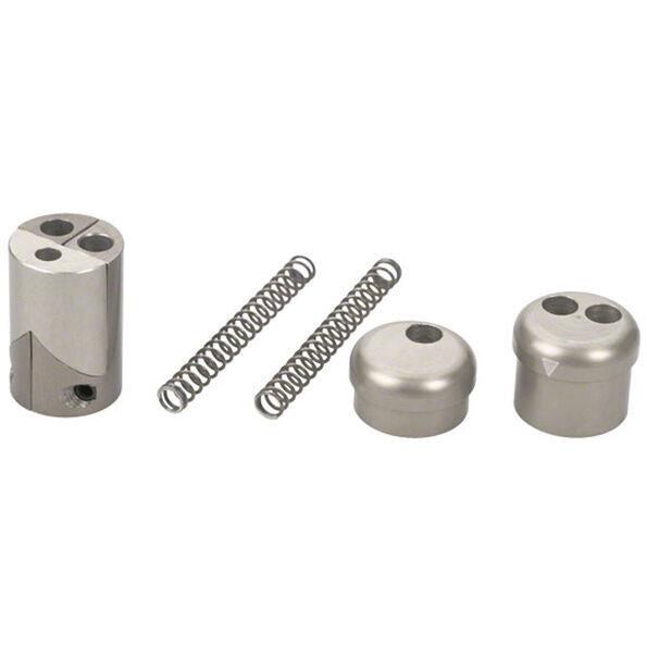 Problem Solvers Kabel-Doppler 2 Hebel/1 Bremse silver