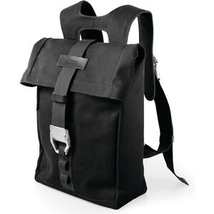Brooks Islington Backpack Canvas 22-30 L total black total black