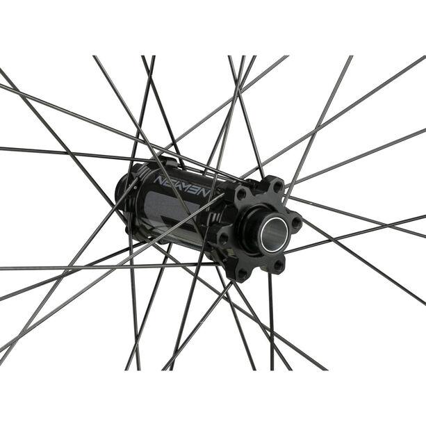 "NEWMEN Evolution SL A.35 Vorderrad 29"" 15x100mm 6-Bolt Gen2 black anodized/grey"