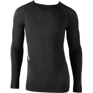 UYN Ambityon UW LS Shirt Herren blackboard/black/white blackboard/black/white