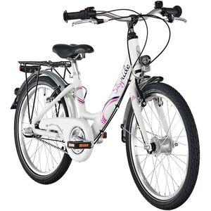 Puky Skyride 20-3 Kinderfahrrad Alu weiß bei fahrrad.de Online