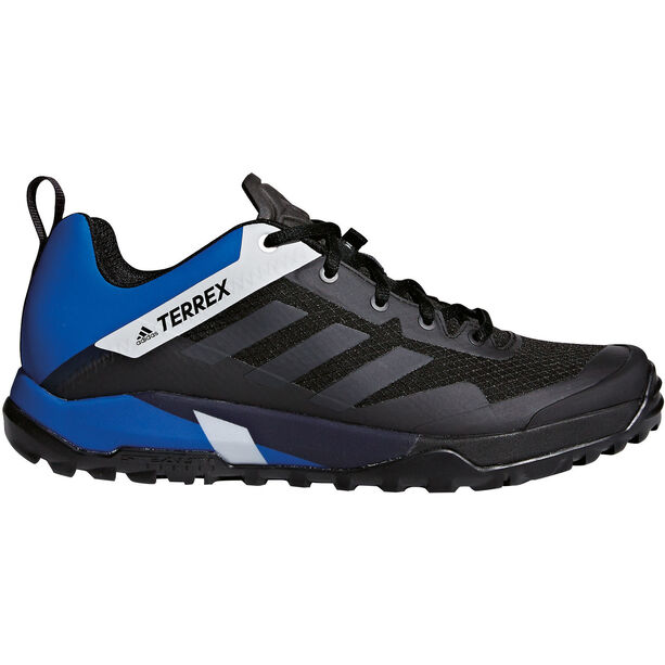 cheap for sale cute popular brand adidas TERREX Trail Cross Sl Shoes Herren core black/carbon/blue beauty