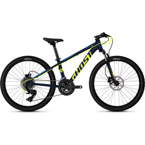 """Ghost Kato D4.4 AL 24"""" Jugend night blue/neon yellow/riot blue night blue/neon yellow/riot blue"""