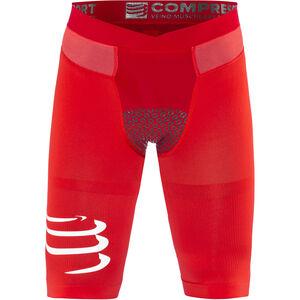 Compressport TR3 Brutal V2 Shorts red