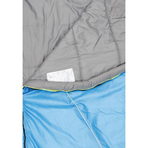 Grüezi-Bag Cloud Mumienschlafsack True Blue