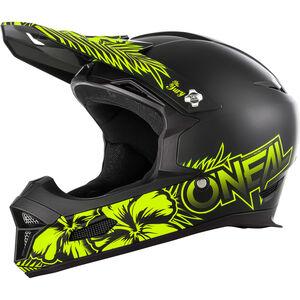 ONeal Fury RL Helmet MAUI black/neon yellow bei fahrrad.de Online