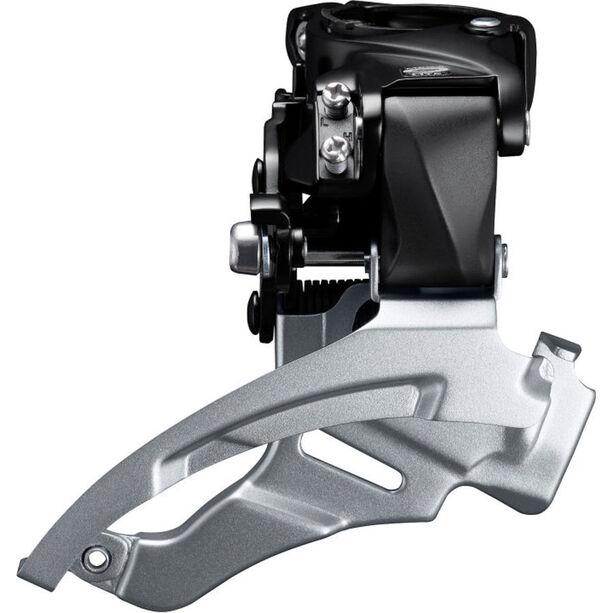 Shimano Altus FD-M2000 Umwerfer 3x9-fach Down Swing Schelle hoch schwarz