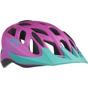 Lazer J1 Helmet Kinder purple-turquoise purple-turquoise