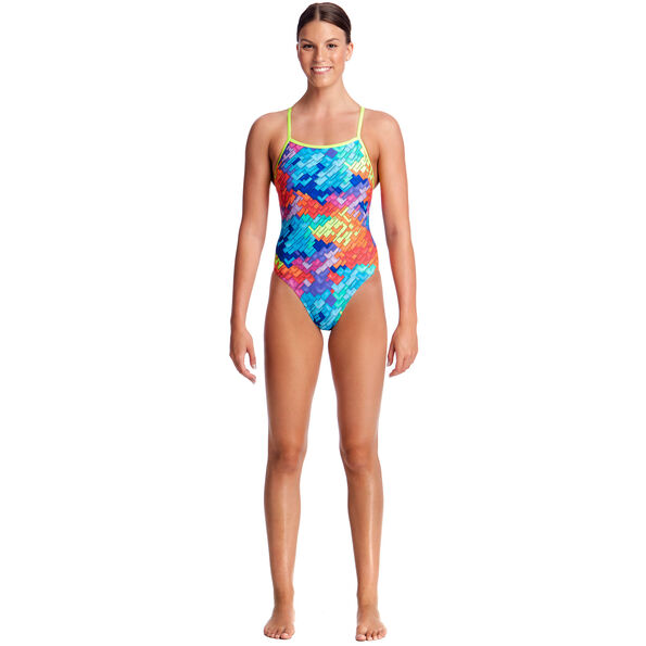 Funkita Tie Me Tight One Piece Swimsuit