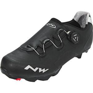 Northwave Raptor TH Shoes Performance Line Herren black black