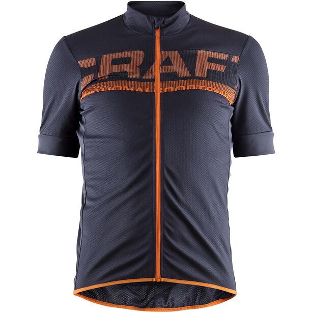 Craft Reel Jersey Herren gravel/pump