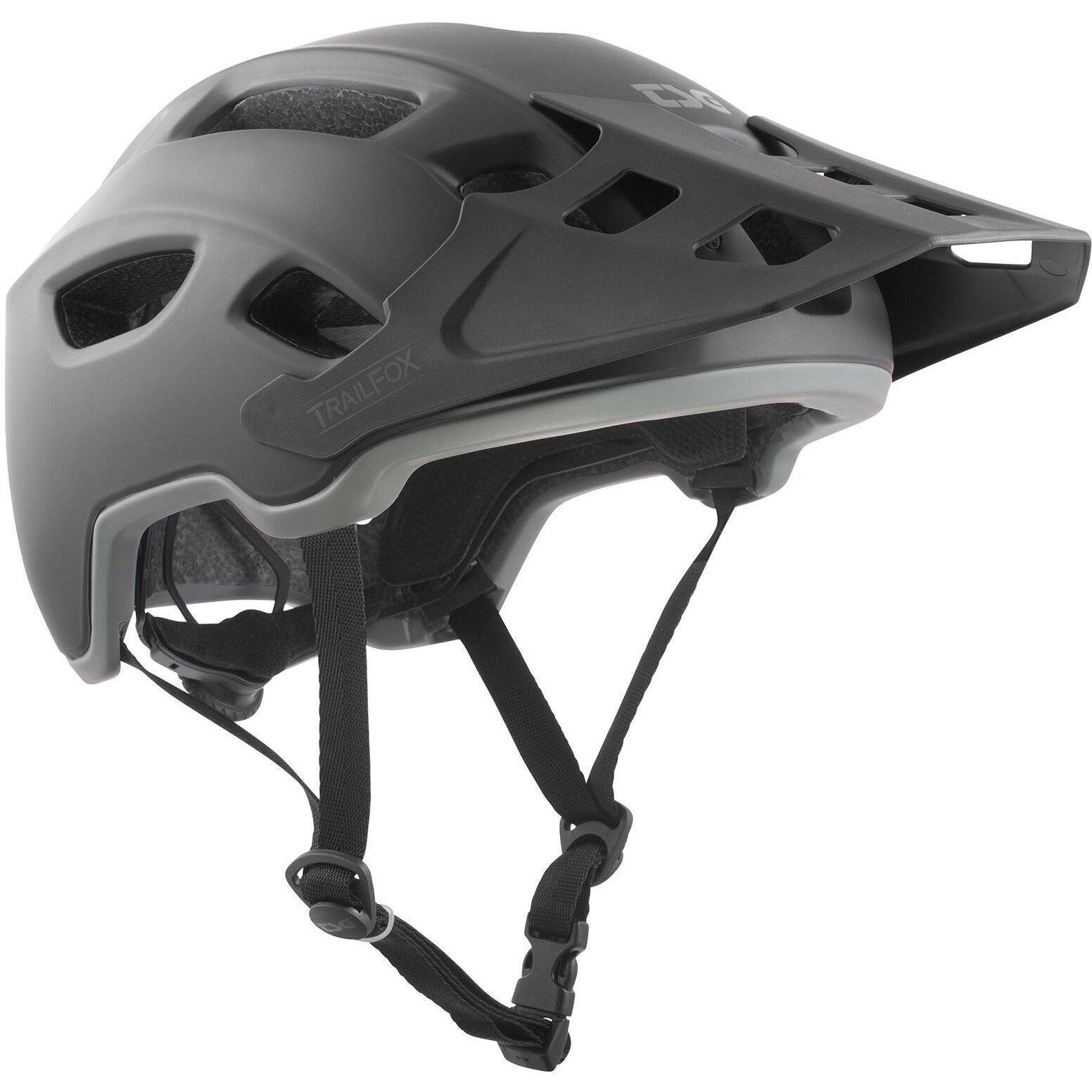 Helme TSG Scope MIPS Solid Color Helmet gloss white 2019 Fahrradhelm weiß