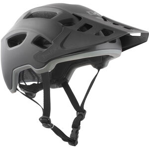 TSG Trailfox Solid Color Helmet satin black satin black
