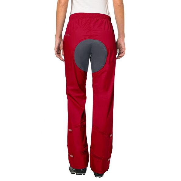 VAUDE Drop II Pants Women indian red