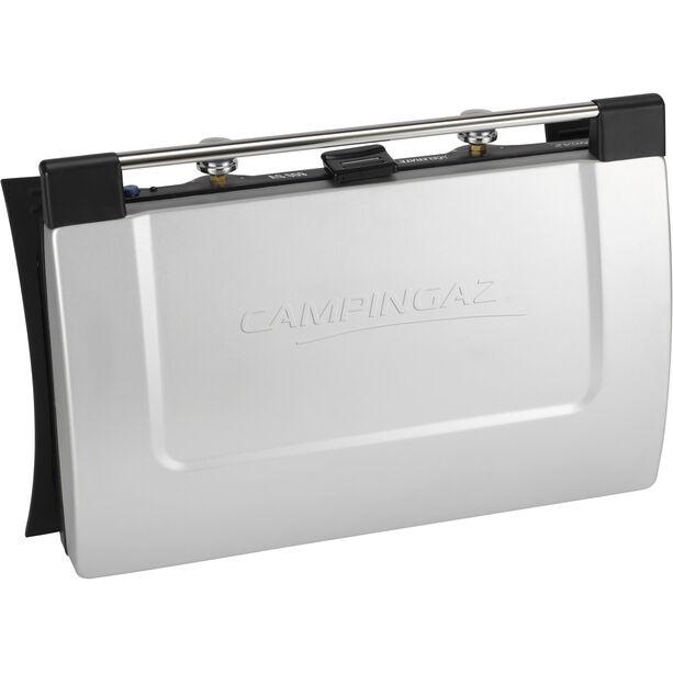 Campingaz 600 SG Zweiflammkocher silber-schwarz