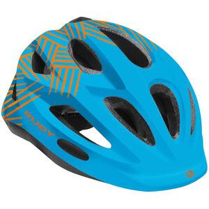 Rudy Project Rocky Helmet Kinder blue-orange shiny blue-orange shiny
