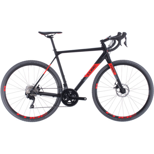 Cube Cross Race black/red