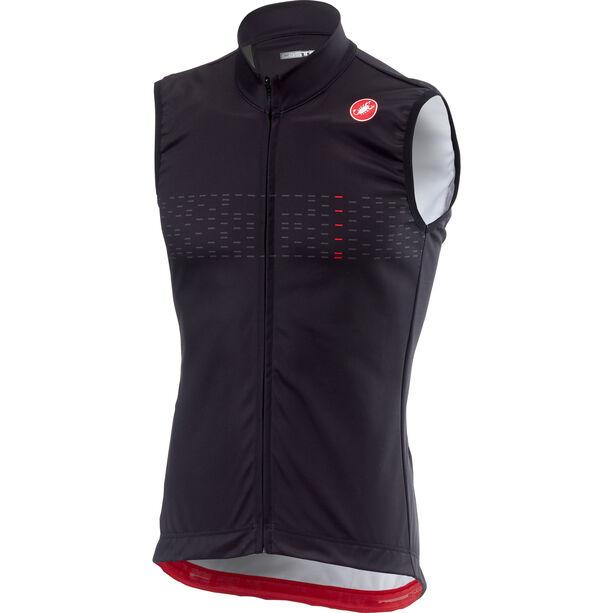 Castelli Thermal Pro Vest Herren light black