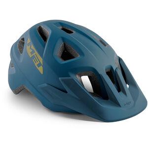 MET Echo Helm petrol blue petrol blue