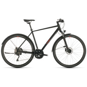 Cube Nature EXC Allroad black/red black/red