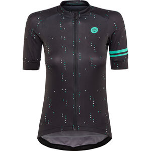 AGU Drop Shortsleeve Jersey Damen black black
