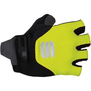 Sportful Neo Gloves yellow fluo/black yellow fluo/black