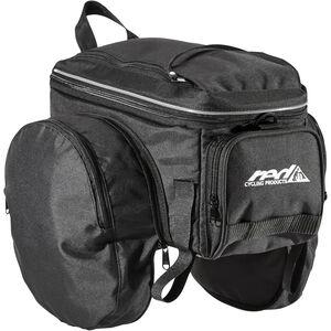 Red Cycling Products Rack Pack Gepäckträgertasche XXL schwarz bei fahrrad.de Online