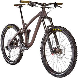 """NS Bikes Snabb 160 / 2 27,5"""" raw raw"""