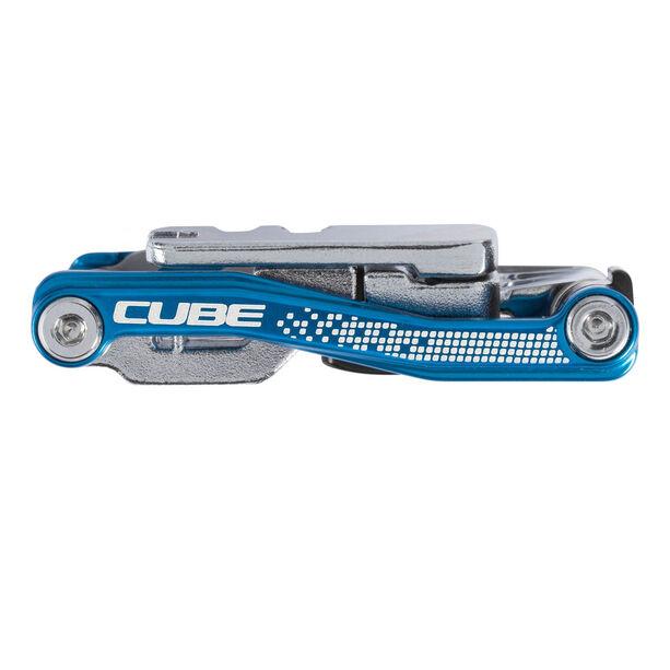 Cube Cubetool 20 in 1 Miniwerkzeug blue chrom
