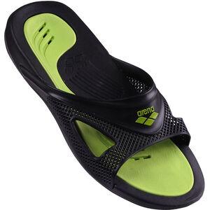 arena Hydrofit Hook Sandals Men black/black/green bei fahrrad.de Online