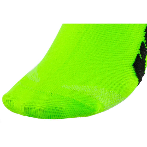 Red Cycling Products Race Socks neon green