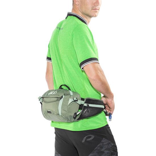 EVOC Hip Pack Race Backpack 3 L + Hydration Bladder 1,5 L bei fahrrad.de Online
