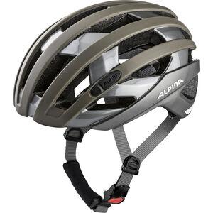 Alpina Campiglio Helmet sepia-titanium bei fahrrad.de Online