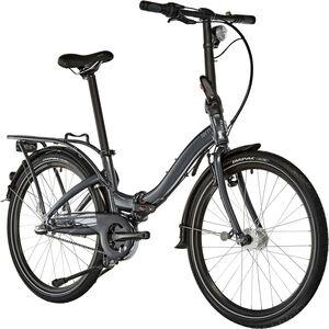 "tern Castro D3i 24"" gunmetal/grey bei fahrrad.de Online"