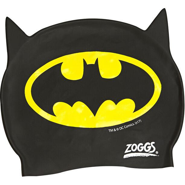 Zoggs Batman 3D Silicone Cap Kinder