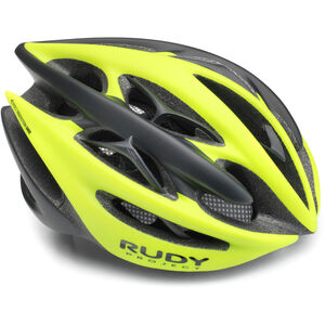 Rudy Project Sterling + Helmet yellow fluo - black matte yellow fluo - black matte