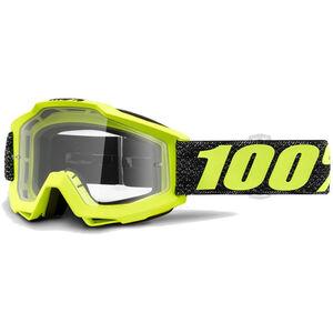 100% Accuri Anti Fog Clear Goggles tresse tresse