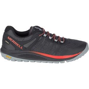 Merrell Nova GTX Shoes Herren black black