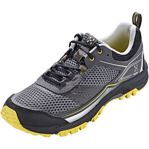 Haglöfs Gram Trail Shoes Women Magnetite/Frozen Yellow bei fahrrad.de Online
