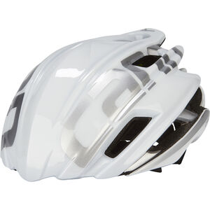 Cannondale Cypher Aero Helmet white white