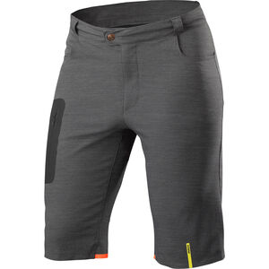Mavic AR Fitted Baggy Shorts Herren asphalt asphalt