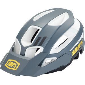 100% Altec Helmet charcoal charcoal