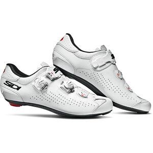 Sidi Genius 10 Schuhe Herren white/white white/white