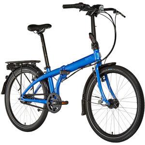 """tern Node D7i 24"""" dark blue/blue bei fahrrad.de Online"""