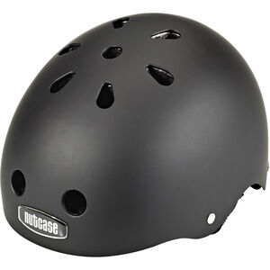 Nutcase Street Helmet Kinder blackish matte blackish matte