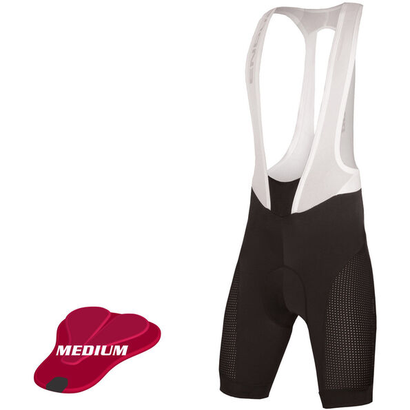 Endura Pro SL Lite 700 Serieslite Bib Shorts medium pad Herren