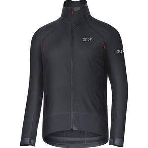GORE WEAR C7 Windstopper Pro Jacket Herren black black